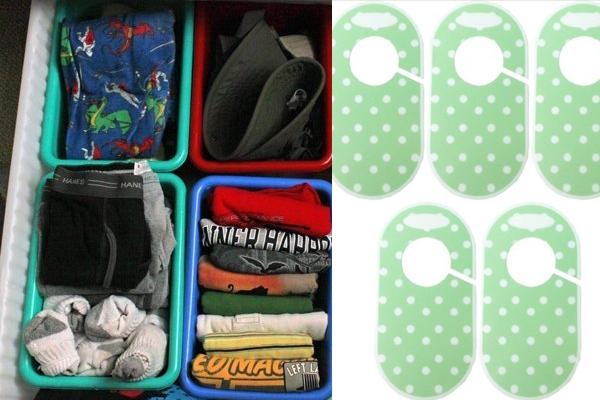 Como Organizar a Roupa das Crianças(4)