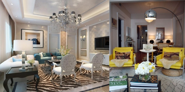 Como Transformar uma Sala (4)