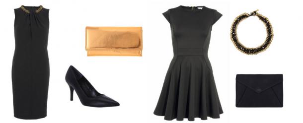 Como Usar Vestido Preto