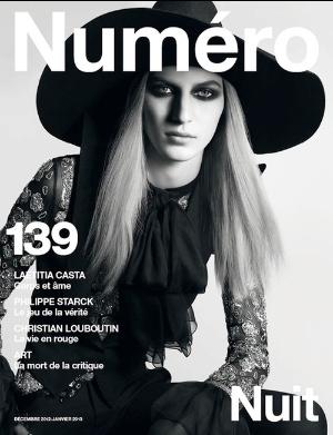 Numero Magazine - Revistas de Moda Essenciais