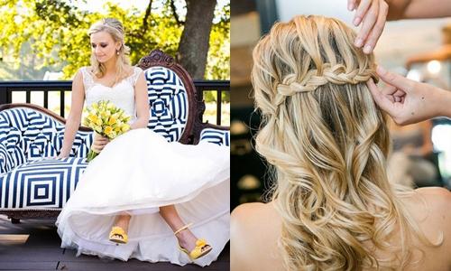 Penteados de Noiva para Cabelos Compridos (2)