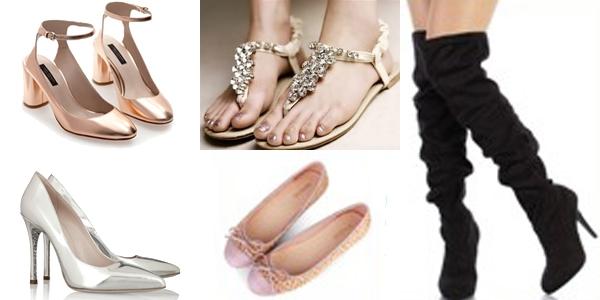 Sapatos que Combinam com Vestido Preto (3)