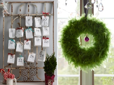 Sugestões de Decoração para o Natal (1)