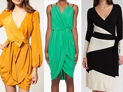 Sugestões de Vestidos para Mulheres Altas (1)
