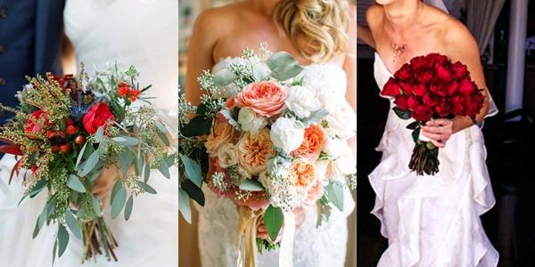 Sugestões Originais de Bouquets de Noiva 2