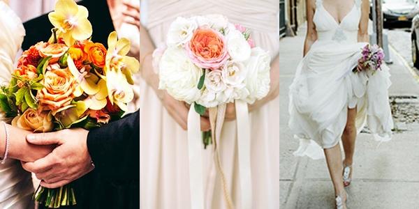 Sugestões Originais de Bouquets de Noiva 3