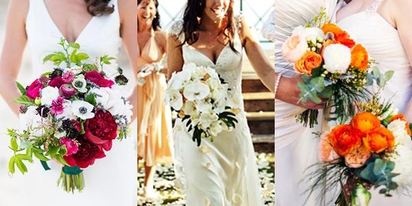 Sugestões Originais de Bouquets de Noiva 6