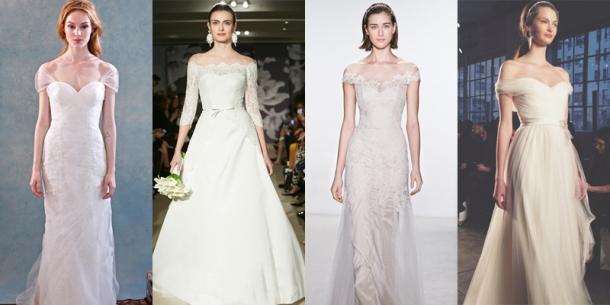 Tendências de Vestidos de Noiva (1)