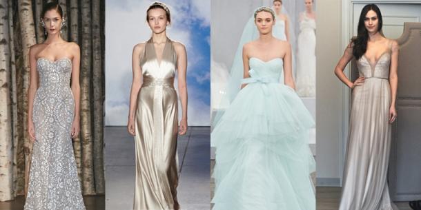 Tendências de Vestidos de Noiva (2)