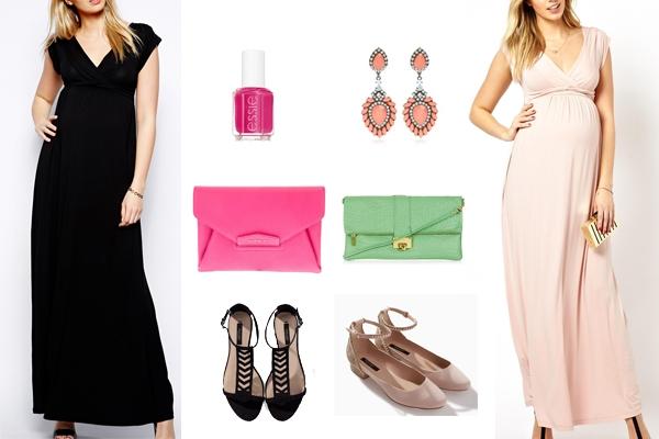 Vestidos de Festa para Grávidas: 5 Looks que Vai Adorar (5)