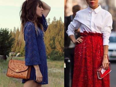 Vestidos de Renda: 5 Tendências que Vai Adorar