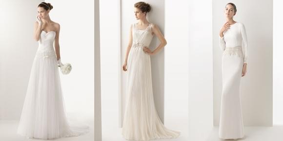 Vestidos para Casamento Civil - simples