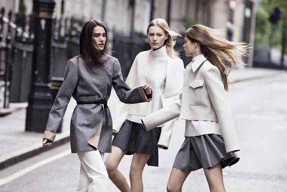 Zara Outono/Inverno 2013/2014 - tendências